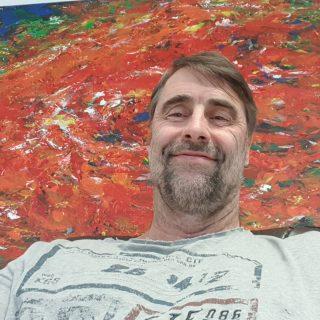"""Stream of life"", 2020.Acrylic on canvas. 120 cm x 150cm.""Elämän virta"",2020.#acrylicpainting #artinstudio #figurativeart #artwork #artcontemporain #originalart #modernartist #fineart #arte #pintura #kunst #malerei #art #maalaus #contemporaryart #instaartist #artistoninstagram #contemporaryartfin land #artfinland #artlovers #artsy #artgalleries #artgallery#artoftheday #mertarte #petrimerta"