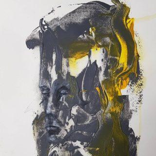 """Philosopher's summer vacation day"", 2021. Acrylic on paper. 40cm x 30cm.""Filosofin kesälomapäivä"",2021. #acrylicpainting #artinstudio #figurativeart #artwork #artcontemporain #originalart #modernartist #fineart #arte #pintura #kunst #malerei #art #maalaus #contemporaryart #instaartist #artistoninstagram #artfinland #artlovers #artsy #artgaIleries #artgaIlery #artoftheday #philosophy #mertarte #petrimerta"